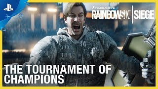 Rainbow Six Siege - The Tournament of Champions: Six Invitational 2020 | PS4
