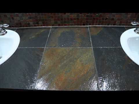 How to Seal Slate or Natural Stone Tiles