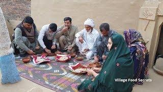 Masala Bhindi Recipe | Masala Okra Recipe | Bhindi Masala | Mubashir Saddique | Village Food Secrets