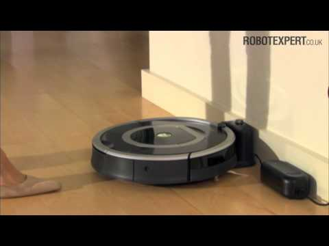 Roomba 700-series: Battery Charging & Storage