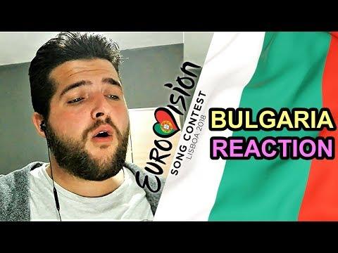 Eurovision 2018 Bulgaria - REACTION & REVIEW [EQUINOX - Bones]