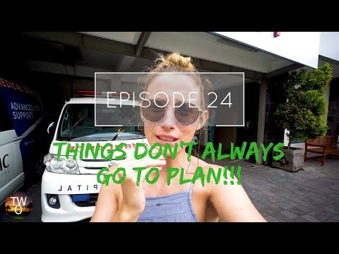 THINGS DON'T ALWAYS GO TO PLAN! - The Way Overland - Episode 24