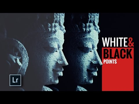 2 Accurate Ways to Set your White Point and Black Point in Lightroom   Lightroom Tutorials #6