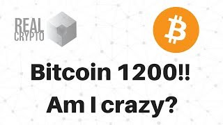Bitcoin price prediction - this should be fun!