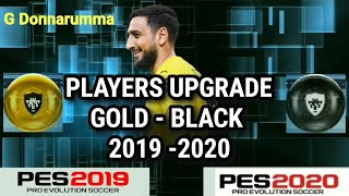 PES 2019 Official 19 Player Upgrades || KONAMI myClub Trailer || PART 3