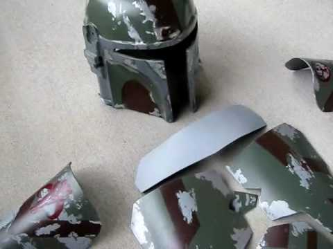 Custom Mandalorian Armor Part 3