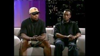 Public Enemy Griff and Chuck D on Tavis