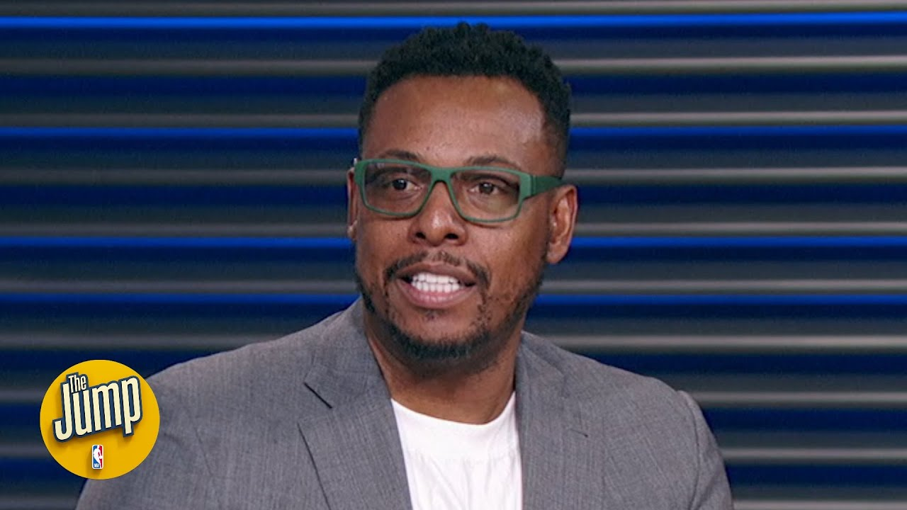 Paul Pierce: Players are 'more needy' these days when it comes to athletic trainers | The Jump