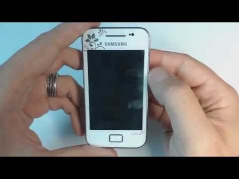 Samsung Galaxy Ace S5839i - How to remove pattern lock by hard reset