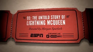 95: The Untold Story of Lightning McQueen