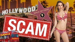 What NOT to do in Los Angeles- Worst Tourist Traps/Scams/Hollywood and MORE !