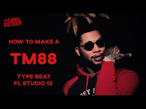 [FL Studio 12 Tutorial] How to make a TM88 type beat   How I made Ball Out