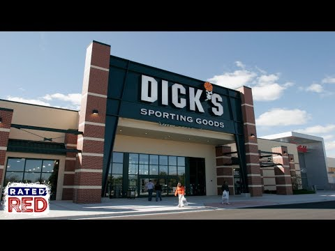 Dick's Is Destroying Its Remaining Inventory of Modern Sporting Rifles