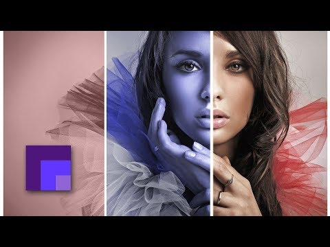 Photoshop Colour Tinting - Playing with Color, Tint, Hue and Blend Modes in CS6 and CC