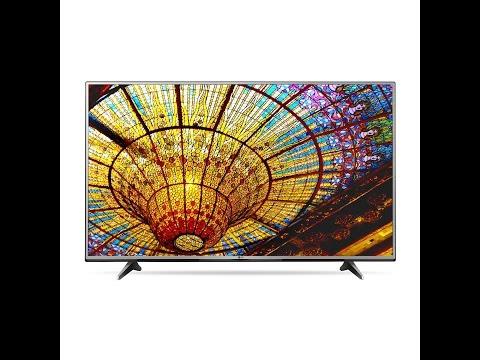 LG Electronics 55UH6150 55-Inch 4K Ultra HD Smart LED TV Review