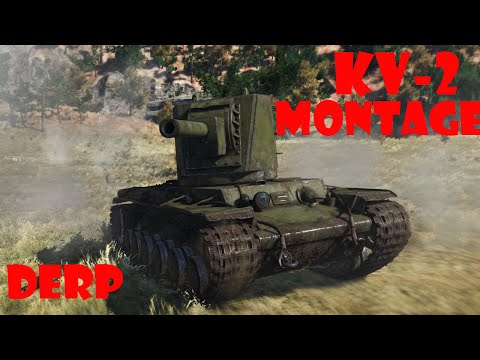 World of Tanks Xbox 360 - KV-2 The Derp