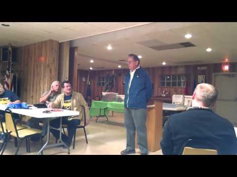Chautauqua County Sheriff Candidate Russell Payne