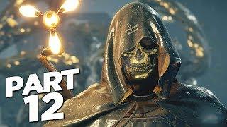 DEATH STRANDING Walkthrough Gameplay Part 12 - FIRST BOSS (FULL GAME)