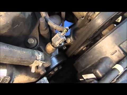 1998 Jeep Cherokee XJ 4L Serpentine Belt Replacement