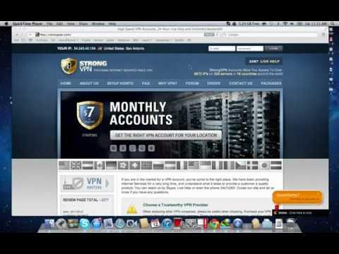 Hide my ip address.Strong VPN online service.