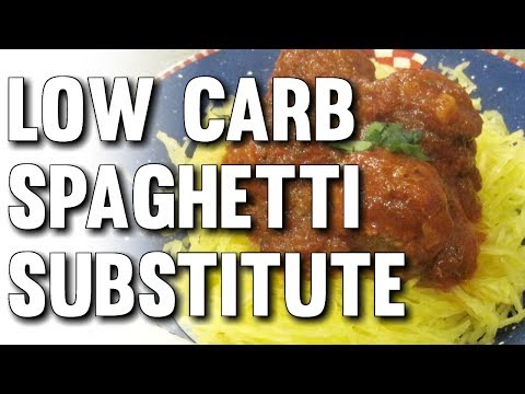 BODYBUILDING LOW-CARB PASTA SUBSTITUE:  AMAZING FOR CUTTING!