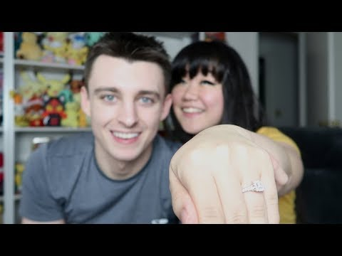 SHE SAID YES! | Q&A With My Fiancée