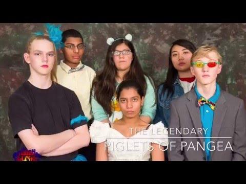 Legendary Piglets of Pangea