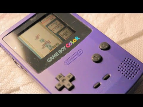 BullS%#& Review of the Corroded GAMEBOY Color