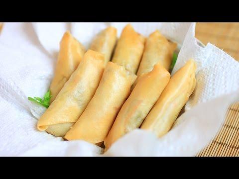 Spring Roll Recipe / 春卷