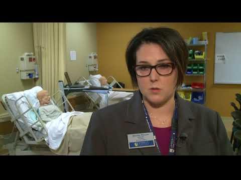 Tackling the nursing shortage