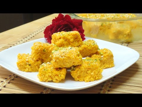 Recipe of Mango Barfi Best Homemade Mango Barfi