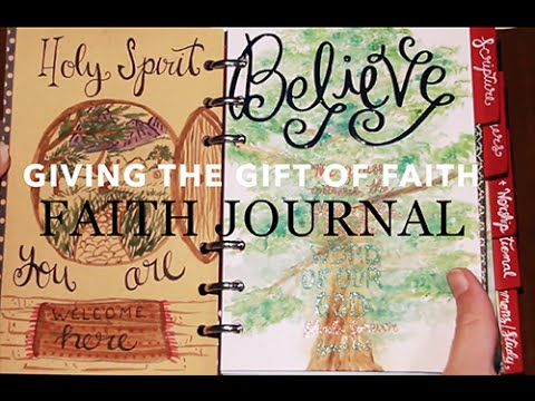 A War Binder / Prayer Journal Walk Through