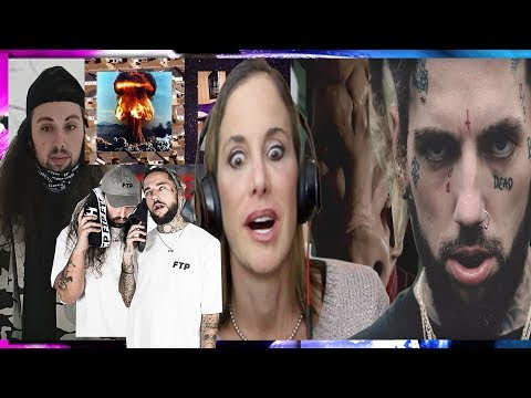 MOM REACTS TO $UICIDEBOY$ PT.2!!! (FOR THE LAST TIME & FACE IT)