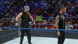 Erick Rowan returns to Smackdown Live