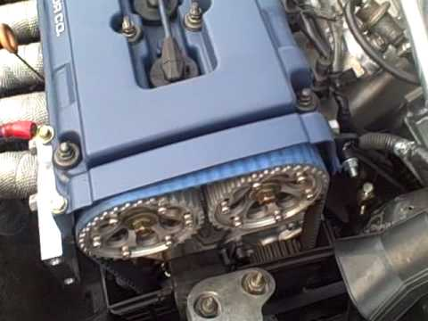 Project Import: B Series Timing Belt Slack, How to Eliminate.
