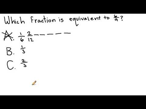 Topic 2: Equivalent fractions  The catch up game