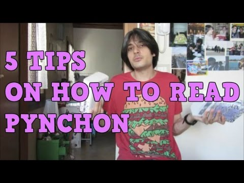 Xxx Mp4 5 Tips On How To Read Pynchon 3gp Sex