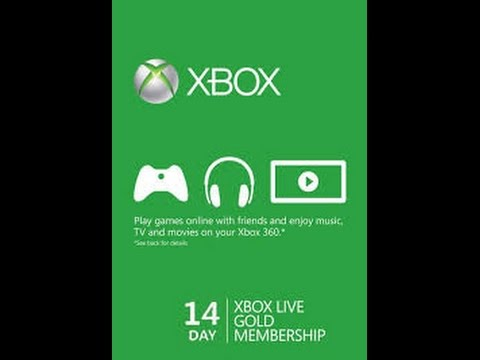 Free 14 Day Xbox live Gold Trial!!