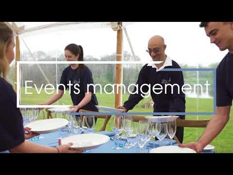 Award Winning Event Management & Catering