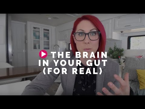 The Brain in Your Gut (FOR REAL)