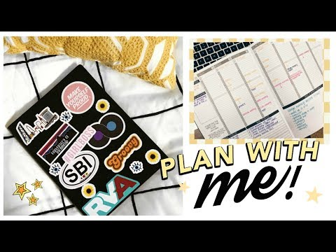 Plan With Me! Passion Planner