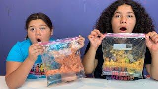 DIY SANDWICH BAG SLIME! SUPER EASY NO MESS SLIMES!
