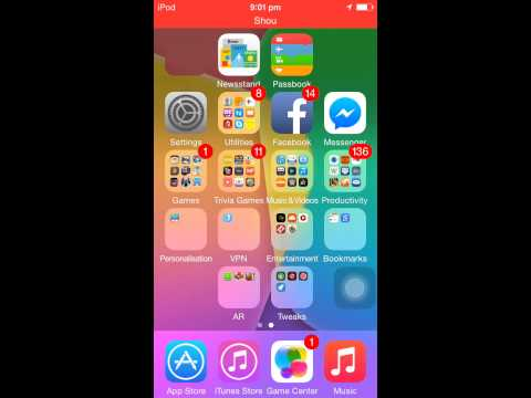 Cydia Tweaks Without Jailbreaking iOS 8.1.2/8.1.3/8.2/8.3/8.4/9  #1