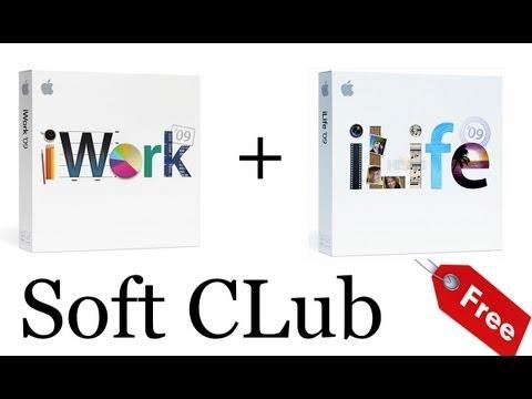 Пакеты iWork & iLife free ? Пакеты iWork & iLife бесплатные ?
