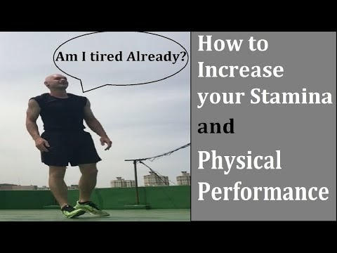 Tip to Increase your Stamina & Recovery Ability | Better Cardiovascular Fitness