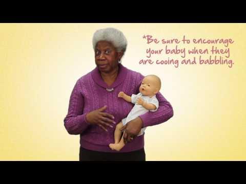 Your Baby's Development: Baby Talk
