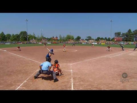 (3A) 2015 IGHSAU Iowa Farm Bureau Girls State Softball Championship