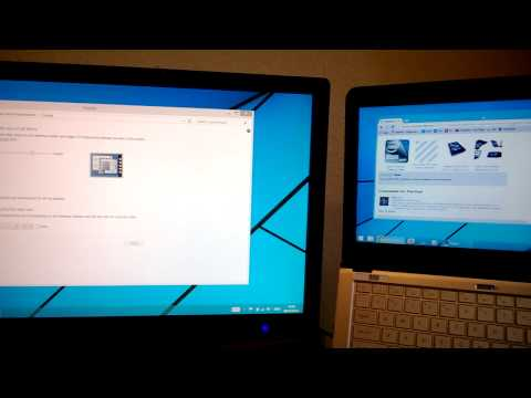 Font scaling on different screens with Windows 8.1