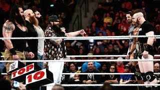 Top 10 Raw moments: WWE Top 10, December 7, 2015