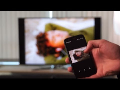 How to stream from iPhone to Smart TV - No hardware, free app
